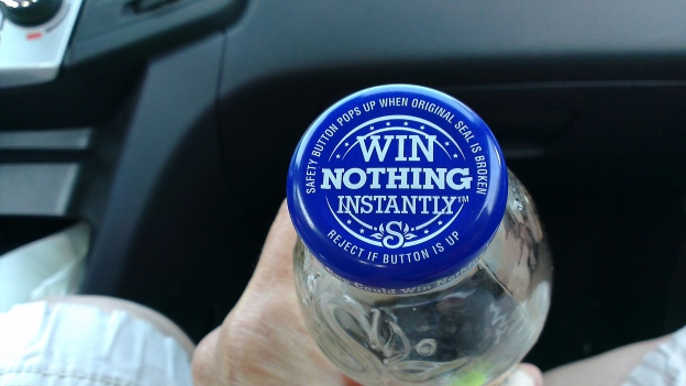 win nothing